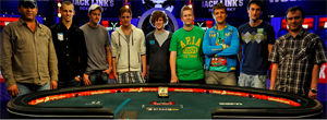 WSOP Final Table 2011