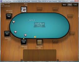 Coolhand Poker Table