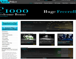 Interpoker Website